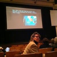 Photo taken at Sie FilmCenter by Noel W. on 3/8/2012