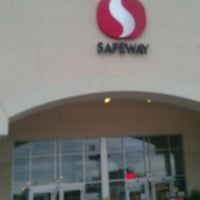 Photo taken at Safeway by Andrew D. on 9/15/2011