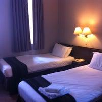 Photo taken at Paragon Hotel by Jason P. on 8/5/2011