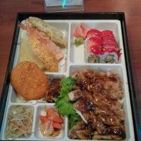 Photo taken at Samurai Sushi by John R. on 9/29/2011