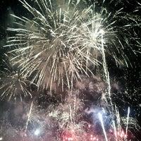 Photo taken at Parc de l'Agulla by arnau g. on 8/26/2012