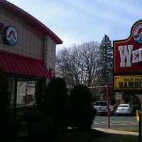 Photo taken at Wendy's by Cornell B. on 3/10/2012