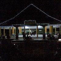 Photo taken at Pendopo Pringsewu by PRINGSEWU on 11/5/2011