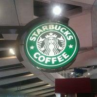 Photo taken at Starbucks by Diego F. on 3/5/2012