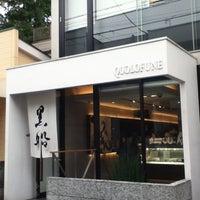 Photo taken at 黒船 自由が丘本店 by tomomi S. on 4/22/2012
