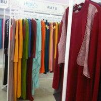 Photo taken at Moshaict Hijab Store by Gustu Ria R. on 4/11/2012