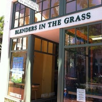 Photo taken at Blenders in the Grass by Bob Q. on 7/20/2012