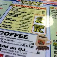 Photo taken at Waffle House by Karmon W. on 3/16/2012