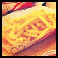 Photo taken at McDonald's & McCafé by Rakteesud N. on 4/22/2012
