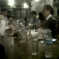 Photo taken at Lucca Ristorante by Paulina D. on 4/12/2012