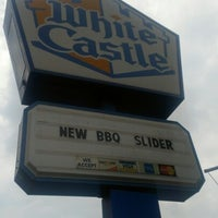 Photo taken at White Castle by Andy C. on 8/14/2012
