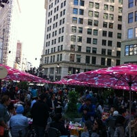 Photo taken at Mad. Sq. Eats by Roy E. on 5/6/2012