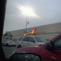 Photo taken at Super Kmart by Adrianna C. on 2/13/2012