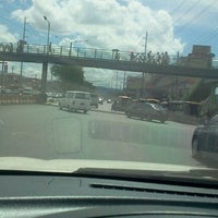 Photo taken at Marcos Highway by Anthony Edwards M. on 4/27/2012