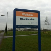Photo taken at Boseilanden Recreatie by Andy D. on 4/9/2012