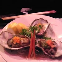 Photo taken at Shogun Sushi by andrew f. on 8/12/2012