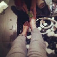 Photo taken at Siam Legend Thai Massage by Fenny Y. on 5/22/2012