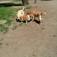 Photo taken at French Lake Off-Leash Dog Park by Chor-Phen N. on 5/12/2012
