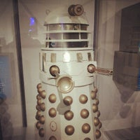 Photo taken at Science Fiction and Horror Gallery and Hall of Fame by Amelia H. on 8/14/2012