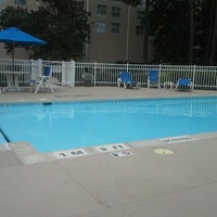 Photo taken at DoubleTree by Hilton Hotel Norfolk Airport by Jason M. on 8/22/2012