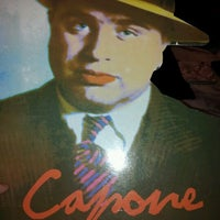 Photo taken at Capone Ristorante by luiz fernando B. on 4/26/2012