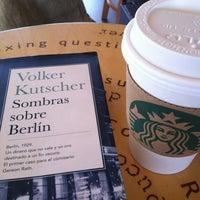 Photo taken at Starbucks by Rodrigo N. on 4/28/2012