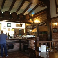 Photo taken at El Lagar de Milagros by Leticia V. on 6/11/2012