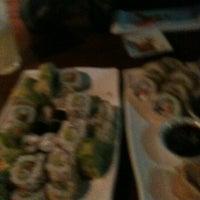 Photo taken at Kenji Sushi by Javier on 4/14/2012