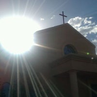 Photo taken at Church Of The Incarnation by KingRaf01 on 6/11/2012