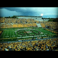 Photo taken at Faurot Field at Memorial Stadium by Rich C. on 9/1/2012