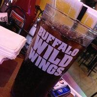 Photo taken at Buffalo Wild Wings by JB J. on 1/21/2013