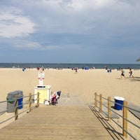Photo taken at Point Pleasant Beach Boardwalk by Justin B. on 7/10/2013
