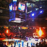 Photo taken at Sleep Train Arena by Casey M. on 4/6/2013