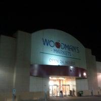 Photo taken at Woodman's Food Market by Sherman O. on 11/1/2012