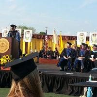 Photo taken at Rowan University by Kristin T. on 5/16/2013