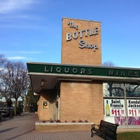 Photo taken at The Bottle Shop by Michael H. on 12/28/2012
