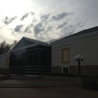 Photo taken at The Mint Museum by Andrew W. on 12/23/2012
