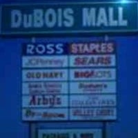 Photo taken at DuBois Mall by Kelley S. on 2/12/2014