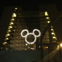 Photo taken at Disney's Contemporary Resort by Sean M. on 12/3/2012