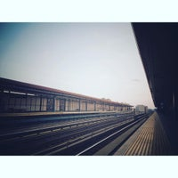 Photo taken at MTA Subway - Castle Hill Ave (6) by Victor M. on 8/31/2015