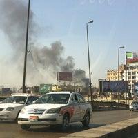Photo taken at Ramsis Bridge by Koka on 12/12/2012