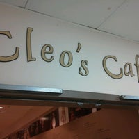 Photo taken at Cleos Cafe by Holly F. on 3/8/2013
