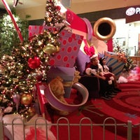 Photo taken at Queens Center Mall by Clari O. on 12/24/2012