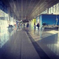 Photo taken at Terminal 2B by Alberto B. on 6/25/2013