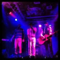 Photo taken at Shrine World Music Venue by Lisa P. on 1/18/2013
