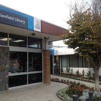 Photo taken at Glenfield Library by S W. on 5/14/2015