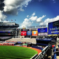 Photo taken at Yankee Stadium by Michael Z. on 7/14/2013