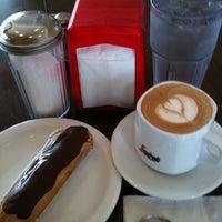 Photo taken at French Riviera Bakery & Cafe by Aptraveler on 3/22/2013
