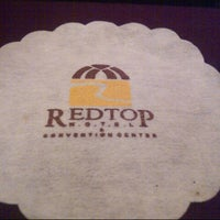 Photo taken at REDTOP Hotel & Convention Centre by Ade P. on 1/15/2013