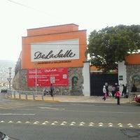 Photo taken at Universidad La Salle Pachuca Campus La Luz by Oscar L. on 11/12/2012